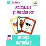Animalele Si Mediul Lor 3 Ani+ (eduflash)