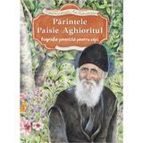 Parintele Paisie Aghioritul. Biografie povestita pentru copii, editura Egumenita