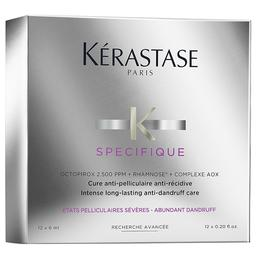 Tratament Intensiv Anti-Matreata - Kerastase Specifique Intense long-Lasting Anti-Dandruff Care, 12 x 6ml