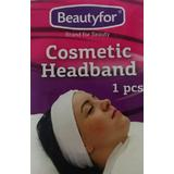 Bentita Cosmetica din Bumbac  - Beautyfor Cosmetic Cotton Headband