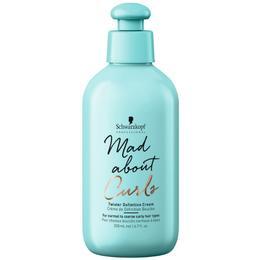 Crema pentru Definirea Buclelor - Schwarzkopf Mad About Curls Twister Definition Cream, 200ml