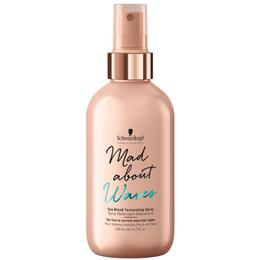 Spray pentru Par Ondulat - Schwarzkopf Mad About Waves Sea Blend Texturizing Spray, 200ml