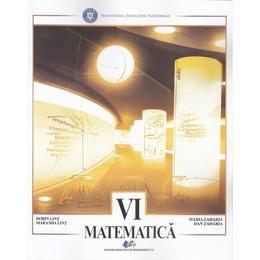 Matematica - Clasa 6 - Dorin Lint, Maranda Lint, Maria Zaharia, Dan Zaharia, editura Didactica Si Pedagogica
