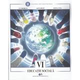 Educatie sociala - Clasa 6 - Victor Bratu, Alina Bratu, Elena Lupsa, editura Didactica Si Pedagogica