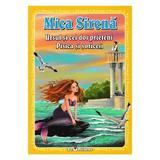3 povesti: Mica Sirena. Ursul si cei doi prieteni. Pisica si soriceii, editura Teopiticot