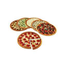 Feli de pizza magnetice - Sa invatam fractiile - Learning Resources