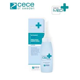 Cece Med lotiune medicala concentrata pentru prevenirea caderii parului 75 ml /cod.3430