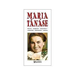 Maria Tanase (Lb. Romana + Lb. Franceza), editura Paideia