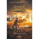 Crucea de foc vol. 2 (Seria Outlander, partea a V-a) - Diana Gabaldon - editura Nemira