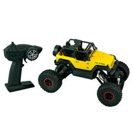 Masinuta Monster Truck cu radiocomanda 2.4 Ghz, 1:18, suspensii mobile si roti cauciuc, rezistenta la apa - Yile Tous