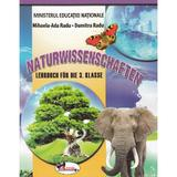 Stiinte ale naturii - Clasa 3 - Manual (Lb. Germana) - Mihaela-Ada Radu, Dumitra Radu, editura Aramis