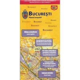 Harta Bucuresti