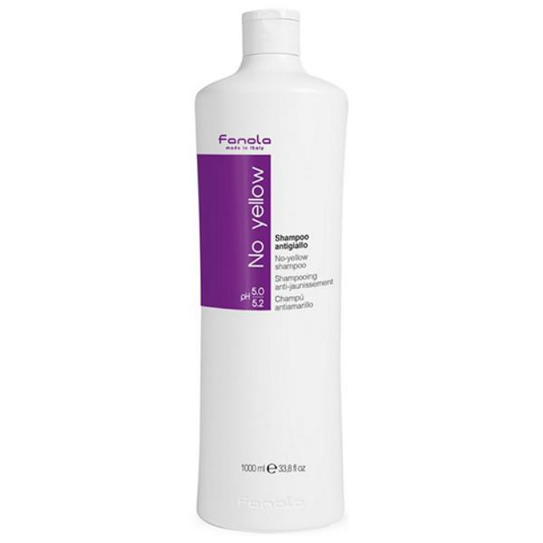 Sampon Impotriva Tonurilor de Galben - Fanola No Yellow Shampoo, 1000ml imagine produs