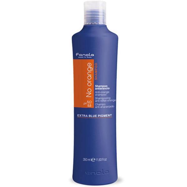 Sampon Impotriva Tonurilor de Portocaliu - Fanola No Orange Shampoo, 350ml imagine produs