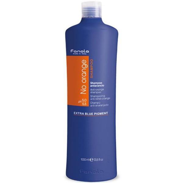 Sampon Impotriva Tonurilor de Portocaliu - Fanola No Orange Shampoo, 1000ml imagine produs