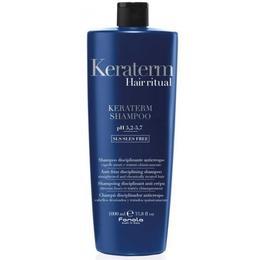 Sampon pentru Netezire - Fanola Keraterm Hair Ritual Anti-Frizz Disciplining Shampoo, 1000ml