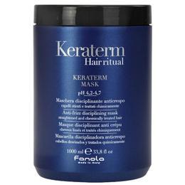 Masca pentru Netezire - Fanola Keraterm Hair Ritual Anti-Frizz Disciplining Mask, 1000ml