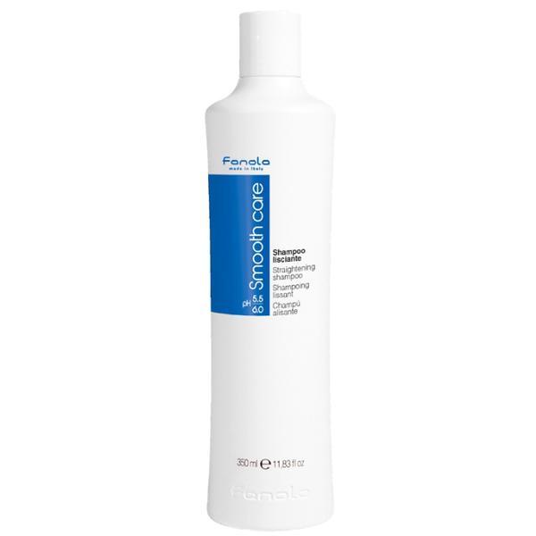 Sampon pentru Indreptarea Parului - Fanola Smooth Care Straightening Shampoo, 350ml imagine produs