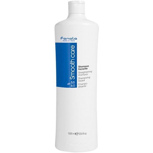 Sampon pentru Indreptarea Parului - Fanola Smooth Care Straightening Shampoo, 1000ml imagine produs