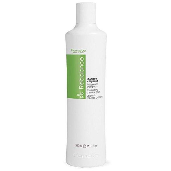 Sampon pentru Par Gras - Fanola Rebalance Anti Grease Shampoo, 350ml esteto.ro