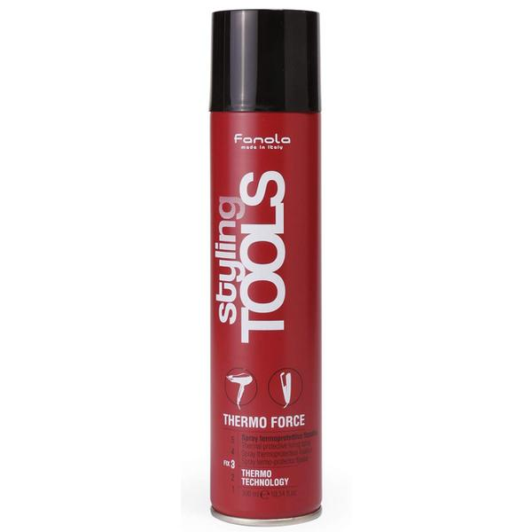Spray pentru Fixare si Protectie Termica - Fanola Styling Tools Thermo Force Thermal Protective Fixing Spray, 300ml imagine produs