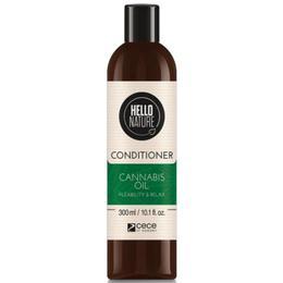 Balsam BIO cu ulei de cannabis Hello Nature 300 ml/cod.1577