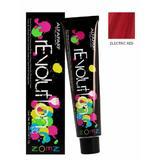 Crema Colorare Directa Rosu Electric - Alfaparf Milano Jean's Color rEvolution Direct Coloring Cream Neon ELECTRIC RED 90 ml