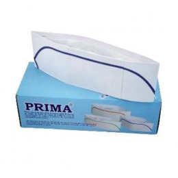 Boneta Hartie Prima, dunga color albastra, 85 x 28cm, 100 buc
