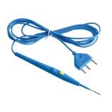 Bisturiu electrocauter Prima, pentru electrochirurgie, albastru, cablu 3m, 70mm