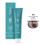 Vopsea Permanenta - Oyster Cosmetics Perlacolor Professional Hair Coloring Cream nuanta 9/1 Biondo Chiarissimo Cenere