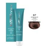 Vopsea Permanenta - Oyster Cosmetics Perlacolor Professional Hair Coloring Cream nuanta 6/7 Biondo Scuro Cacao