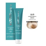 Vopsea Permanenta - Oyster Cosmetics Perlacolor Professional Hair Coloring Cream nuanta 11/3 Superschiarente Dorato
