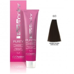 Vopsea fara Amoniac - Oyster Cosmetics Perlacolor Purity nuanta 6/0 Biondo Scuro