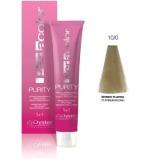 Vopsea fara Amoniac - Oyster Cosmetics Perlacolor Purity nuanta 10/0 Biondo Platino