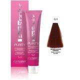 Vopsea fara Amoniac - Oyster Cosmetics Perlacolor Purity nuanta 6/4 Biondo Scuro Ramato
