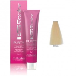 Vopsea fara Amoniac - Oyster Cosmetics Perlacolor Purity nuanta pastel Sahara