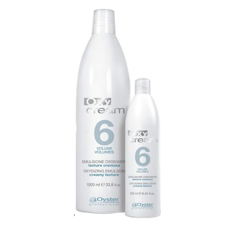 Emulsie Oxidanta 1.8% 6 vol - Oyster Cosmetics Oxy Cream Oxydizing Emulsion 1.8% 6 vol 250ml imagine produs