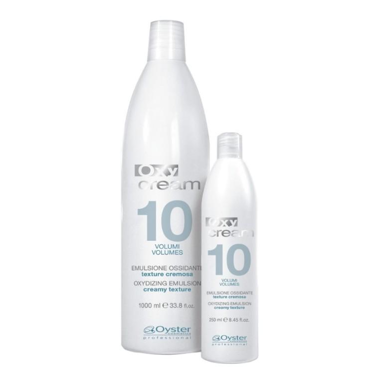 Emulsie Oxidanta 3% 10 vol - Oyster Cosmetics Oxy Cream Oxydizing Emulsion 3% 10 vol 250ml imagine produs