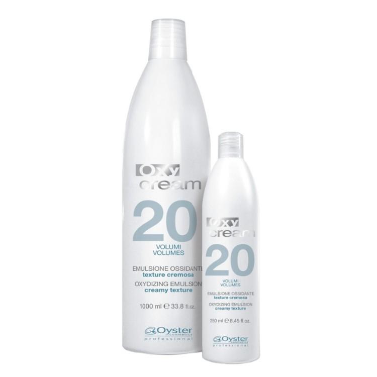 Emulsie Oxidanta 6% 20 vol - Oyster Cosmetics Oxy Cream Oxydizing Emulsion 6% 20 vol 250ml imagine produs