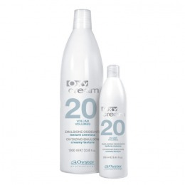 Emulsie Oxidanta 6% 20 vol - Oyster Cosmetics Oxy Cream Oxydizing Emulsion 6% 20 vol 1000ml