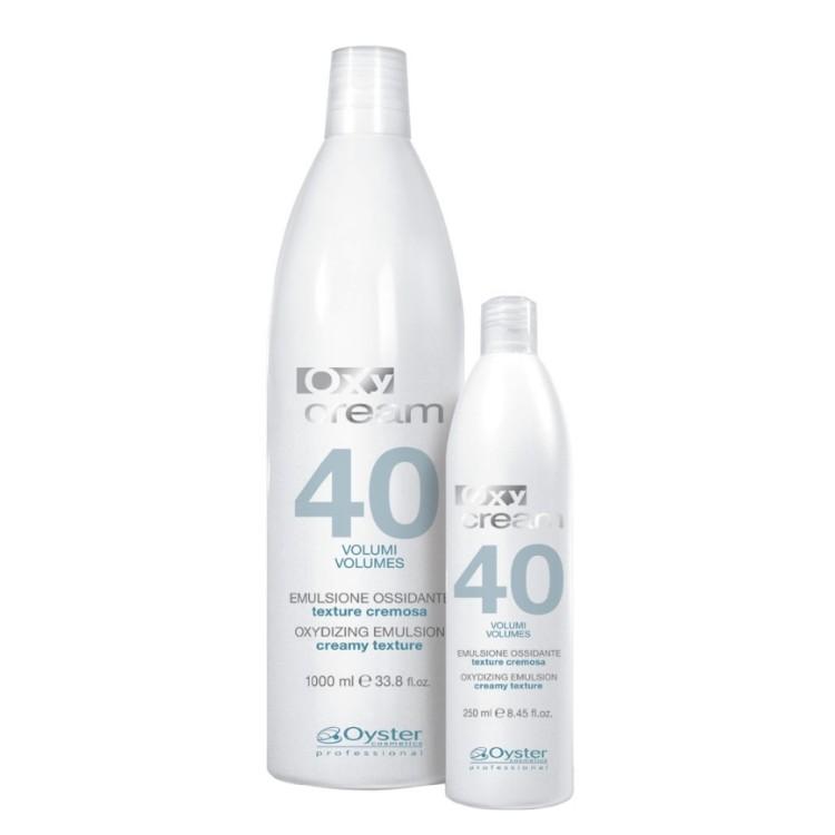 Emulsie Oxidanta 12% 40 vol - Oyster Cosmetics Oxy Cream Oxydizing Emulsion 12% 40 vol 250ml imagine produs