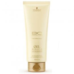 Short Life - Sampon Pentru Par Fin Si Normal - Schwarzkopf Bc Oil Miracle Light Oil Shampoo 200 Ml