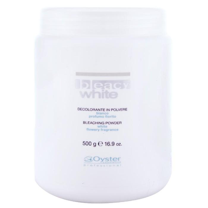 Pudra Decoloranta - Oyster Cosmetics Bleacy White Bleaching Powder 500g poza