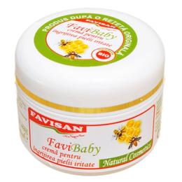Crema pentru Ingrijirea Pielii Iritate FaviBaby Favisan, 30ml