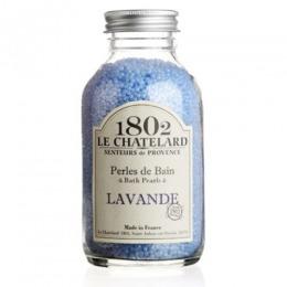 Perle de Baie cu Lavanda - Le Chatelard 1802 Perles de Bain Lavande 180g