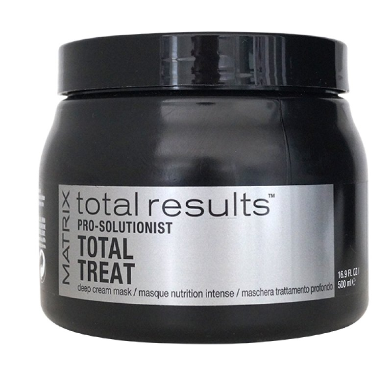 Masca pentru Par Uscat si Deteriorat - Matrix Total Results Pro-Solutionist Total Treat Deep Cream Mask 500ml