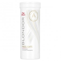Pudra Decoloranta - Wella Professionals Blondor Freelights 400g