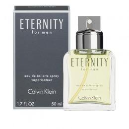 Apa de Toaleta Calvin Klein Eternity, Barbati, 50ml