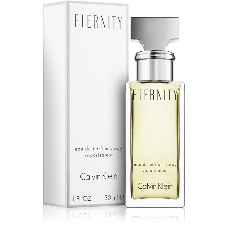Apa De Parfum Calvin Klein Eternity Femei 30ml Estetoro