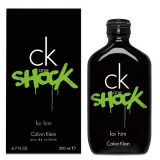 Apa de Toaleta Calvin Klein CK One Shock, Barbati, 200ml